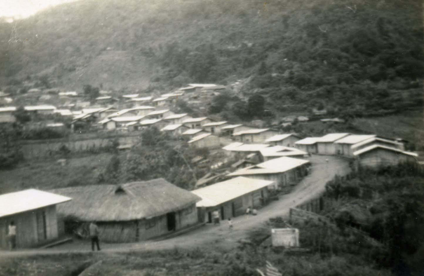 末代孤軍1964年